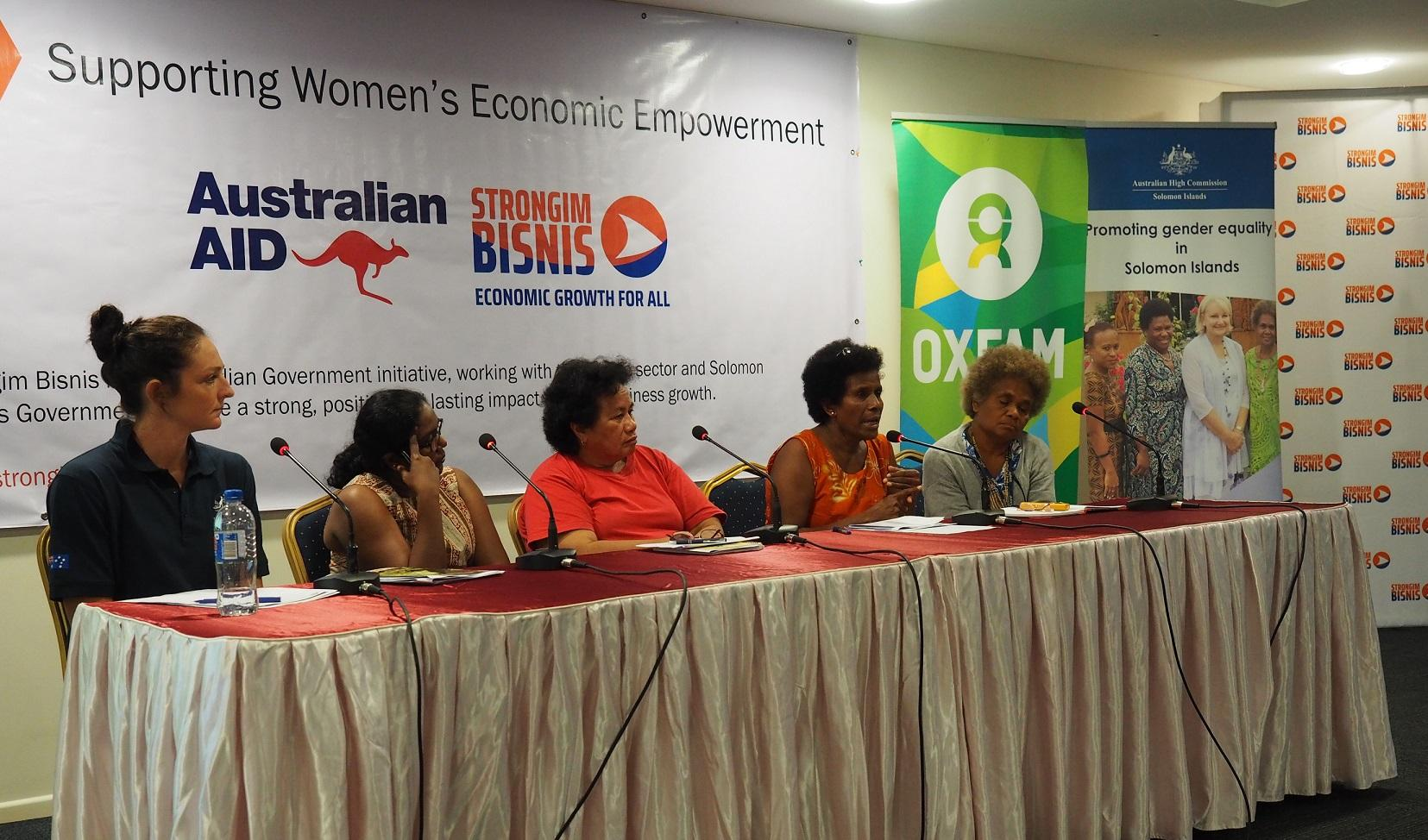 Does Gender Based Violence Impact Women Doing Business Strongim Bisnis