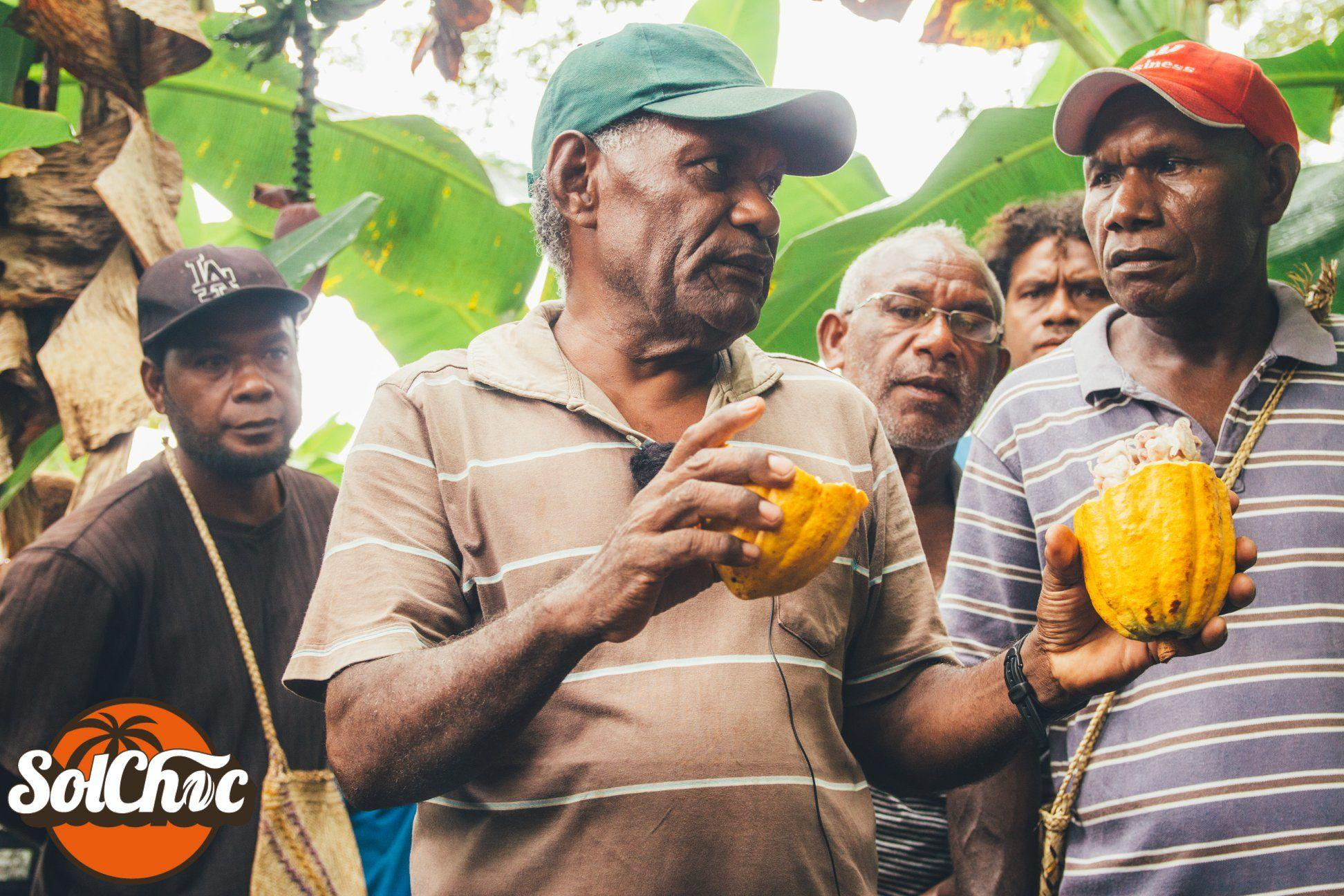 Showcasing the best of Solomon Islands cocoa and chocolate at the SolChoc Festival