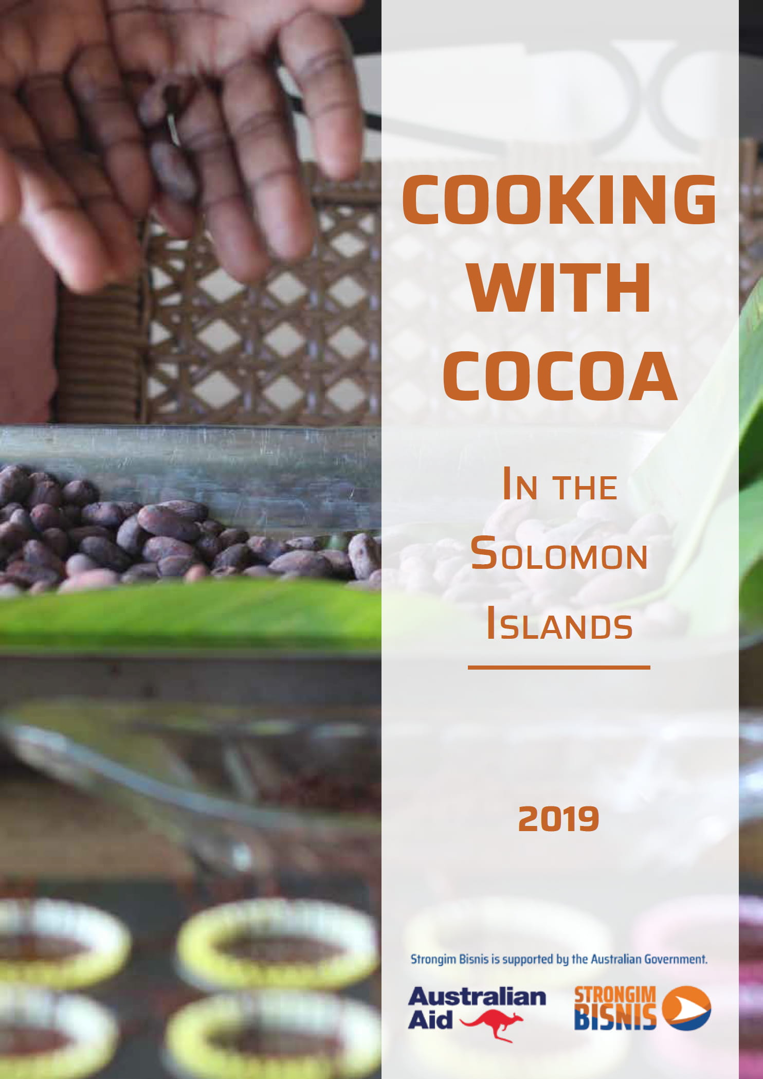 Cooking With Cocoa Cook Book