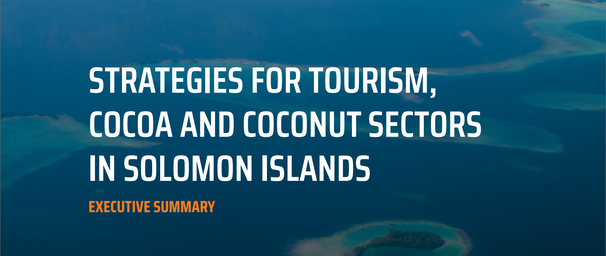 Strongim Bisnis Strategy for Tourism, Cocoa and Coconut Sectors